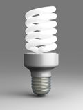 Energy Saver Light Bulb Stock Images