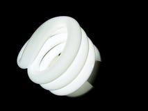 Energy Saver Light Bulb Stock Image