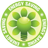 Energy saving Stock Image