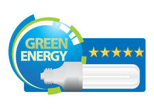 Energy saving Stock Photography