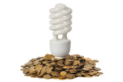 Energy Saving Royalty Free Stock Images