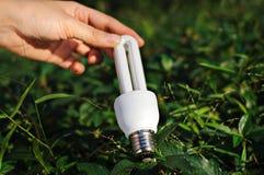 Free Energy Saving Royalty Free Stock Images - 24246609