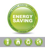 Energy saving Stock Photo