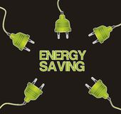 Energy saving Royalty Free Stock Photography