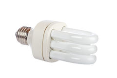 Energy saving bulb Royalty Free Stock Photos