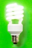 Energy saving bulb Royalty Free Stock Photos