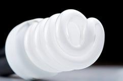 Energy saving bulb Royalty Free Stock Images
