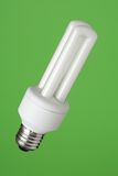 Energy saving bulb Stock Photo