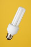 Energy saving bulb Stock Photography