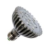 Energy saving bulb. Isolated object Stock Photography