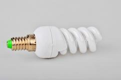 Energy saving bulb Stock Photo
