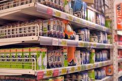 Energy saving bulbs Royalty Free Stock Photo