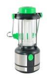 Energy saving compact fluorescent light bulb isola Royalty Free Stock Image