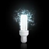 Energy saving concept Stock Photos