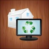 energy saving  design Stock Images