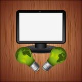 energy saving  design Stock Photo