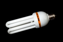 Energy saving lamp. Stock Photography