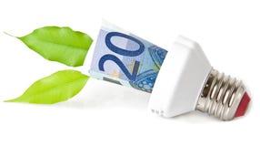 Energy saving lamp Royalty Free Stock Photography