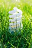 Energy-saving lamp Stock Photography