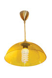 Energy-saving lamp Royalty-vrije Stock Foto's
