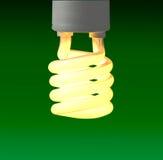 Energy-saving lamp Stock Images