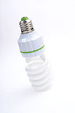 Energy-saving lamps Royalty Free Stock Photos
