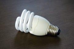 Energy saving lamps Stock Photos
