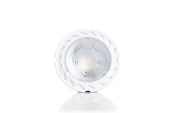 Energy saving LED light bulb isolated on white.  Stock Photos