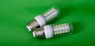 Energy saving LED light bulb Royalty Free Stock Images