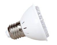 LEIDENE kegel-lamp Stock Afbeelding