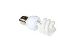 Energy-saving light bulb Royalty Free Stock Photos