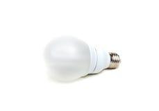 Energy saving light bulb. Cute Energy saving light bulb Stock Photo