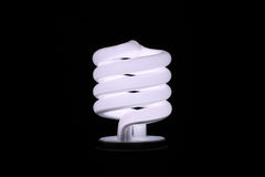 Energy saving light bulb Royalty Free Stock Photo
