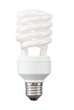 Energy saving light bulb Royalty Free Stock Image
