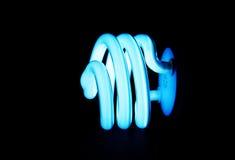 Energy-Saving Light Bulb Royalty Free Stock Image