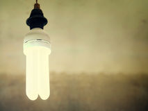 Energy saving light Royalty Free Stock Photos