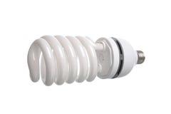 Energy saving light bulb Stock Photos