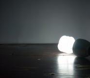 Energy saving light bulbs Royalty Free Stock Photography