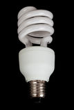 Energy saving light bulbs Stock Images