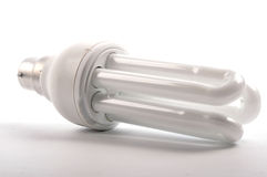 Energy saving light lamp Royalty Free Stock Photos