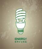 Energy saving Royalty Free Stock Image