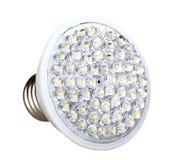 Energy-saving van de kegel LEIDENE lamp Stock Afbeeldingen