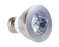Energy-saving van de spiegel LEIDENE lamp Stock Foto