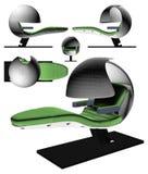 Energy Sleep Capsule Vector Royalty Free Stock Photos