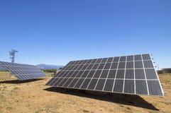 energy solar 免版税图库摄影