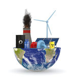 Energy Sources Royalty Free Stock Images