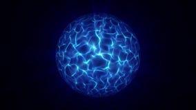 Energy Space Planet Background Fx Loop