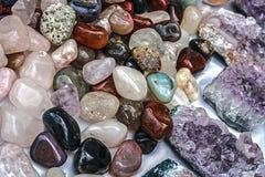 Energy stones 3 royalty free stock photos