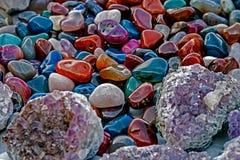 Energy stones 6 Stock Photography