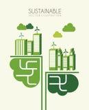 Energy sustainable Stock Photography